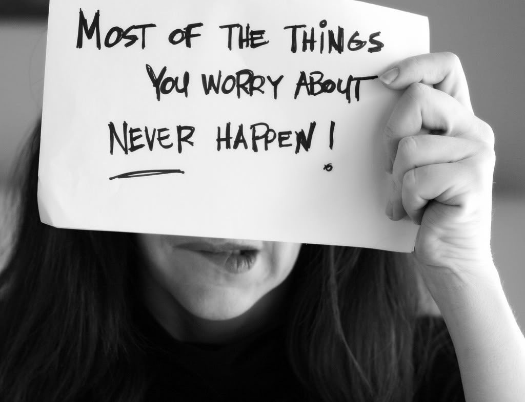 How to stop worrying and lead a stress-free life